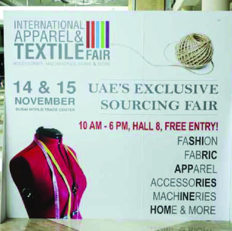 fd6a75036 International Apparel & Textile Fair